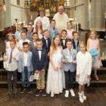 Eerste Communie viering 26 mei 2019