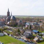 H Hartkerk luchtfoto
