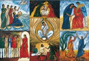 Vrouwen uit de Bijbel Alt-tekst